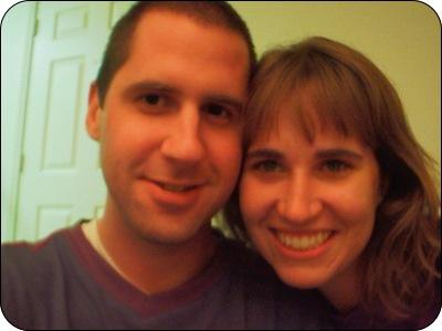 Josh & Elise's first photo